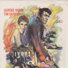Cine: PROGRAMA DE CINE – SENTENCIA PARA UN DANDY – MIA FARROW – 1968 – S/P. Lote 221604566