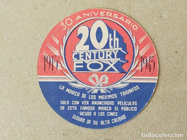 Cine: PROGRAMA DE CINE, FOLLETO: SEIS DESTINOS. HENRY FONDA y GINGER ROGERS - 20TH CENTURY FOX - Foto 2 - 222053517