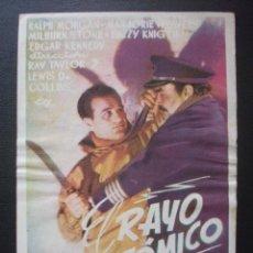 Cine: EL RAYO ATÓMICO. Lote 222191681