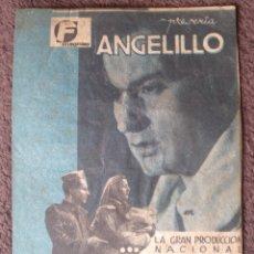 Cine: CENTINELA ALERTA POR ANGELILLO. Lote 222220283