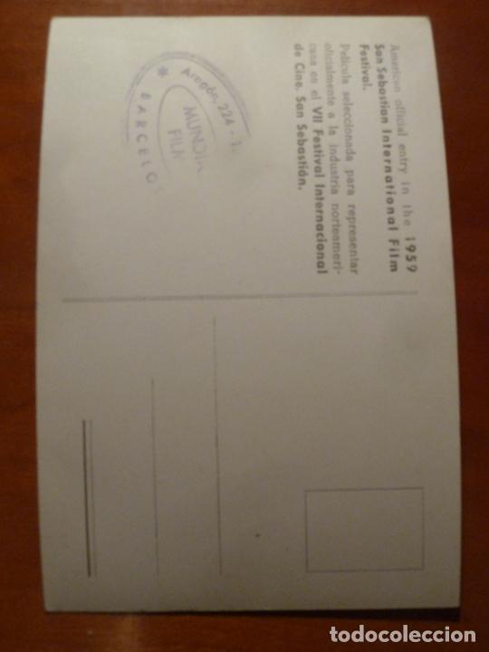 Cine: historia de una monja audrey hepburn folleto de mano original estreno raro - Foto 2 - 222398097
