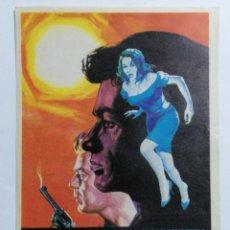 Cine: PROGRAMA DE CINE, PERSECUCION IMPLACABLE, SIN PUBLICIDAD, AÑO 1965. Lote 222603871