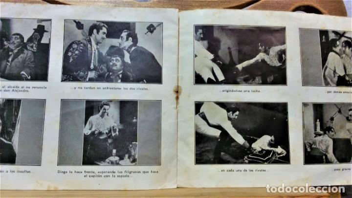 Cine: PROGRAMA DE LA PELÍCULA EL SIGNO DEL ZORRO.CON SÍNTESIS ARGUMENTO Y 48 FOTOGRAMAS.1940 APROX. - Foto 6 - 222727597