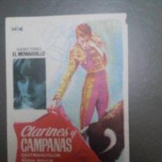 Cine: CLARINES Y CAMPANAS S/P. Lote 222823216
