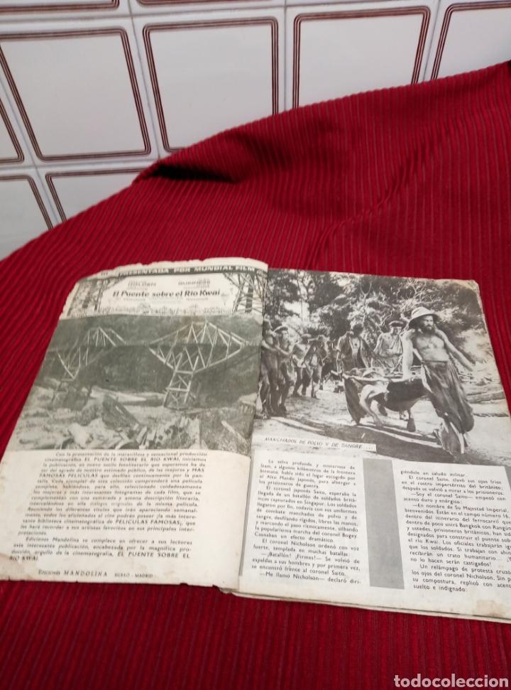 Cine: EL PUENTE SOBRE EL RÍO KWAI AÑO 1958 - Foto 2 - 222860780
