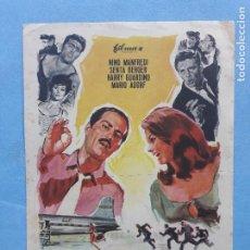Cine: ARREGLO DE CUENTAS EN SAN GENARO. NINO MANFREDI, SENTA BERGER, MARIO ADORF ...AÑO 1967.. Lote 223560917