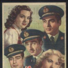 Foglietti di film di film antichi di cinema: P-8970- LA TRINCA DEL AIRE (CINE VICTORIA) JORGE MISTRAL - FERNANDO FERNÁN GÓMEZ - ANTONIO CASAL. Lote 223774111