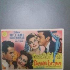 Cine: FIESTA BRAVA. Lote 223963511