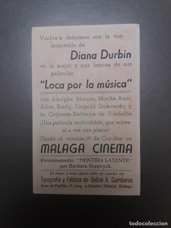 Cine: Loca por la música con Publicidad Cine Málaga Cinema - Foto 2 - 223965476