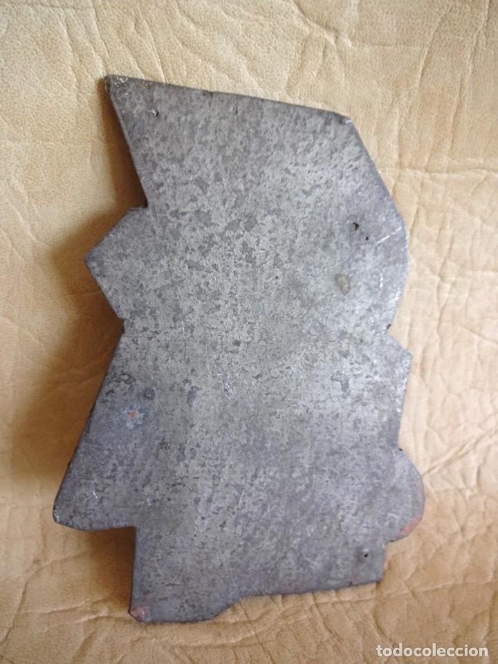 Cine: antiguo troquel negativo metalico de pelicula la escapada il sorpasso vittorio gassman - Foto 5 - 225343088