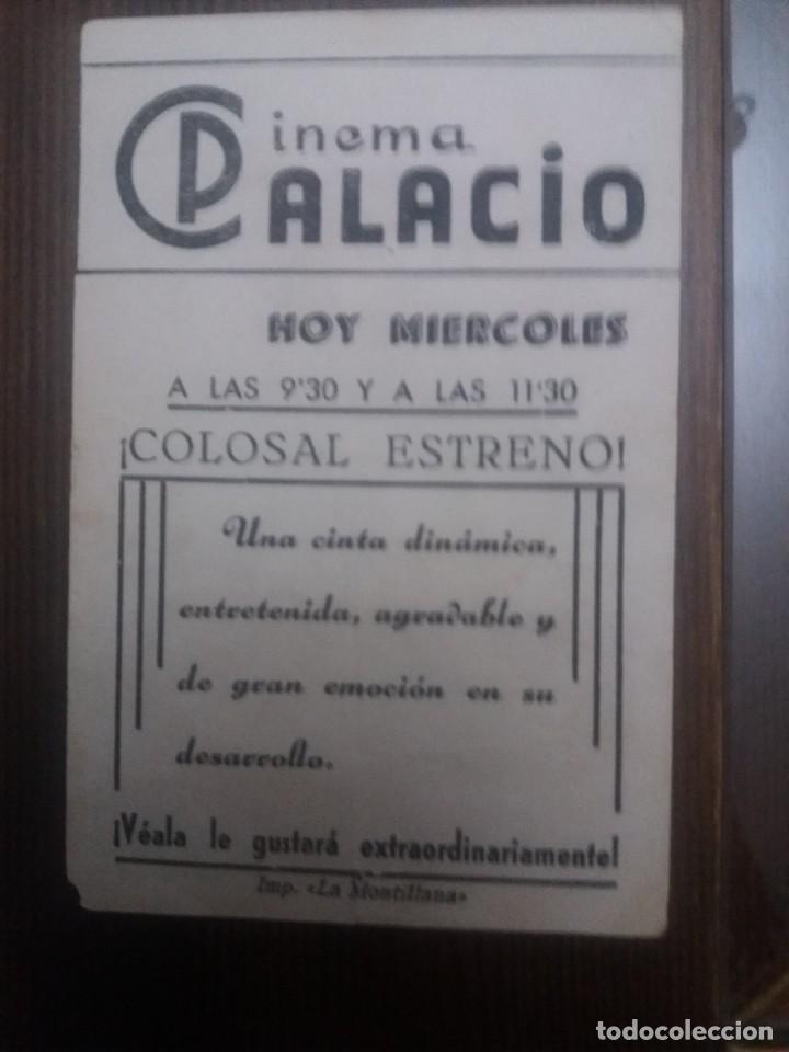 Cine: Cita en la frontera Con Publicidad Cinema Palacio Montilla - Foto 2 - 225584980