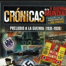 Cine: CRONICAS DE LA II GUERRA MUNDIAL,REALIZADAS POR GRANDES DIR. DE HOLLYWOOD. Lote 226610640