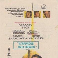 Cine: ATRAPADOS EN EL ESPACIO (CON PUBLICIDAD). Lote 228055808