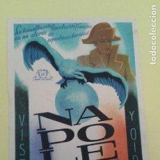 Cine: NAPOLEON POR ABEL GANCE RUANO VALCARCEL FILMS S.P.. Lote 228697380