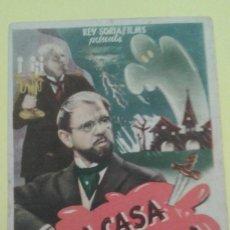 Cine: LA CASA EMBRUJADA ORIGINAL S.P.. Lote 228940300