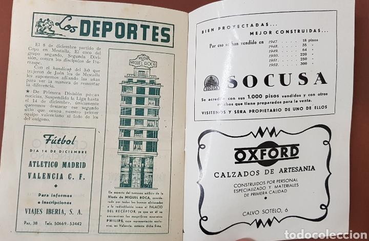Cine: INFIERNO EN LA NUBES - CINES RIALTO - PROGRAMA CINE - FOLLETO DE MANO - AÑO 1952 - Foto 7 - 229118325
