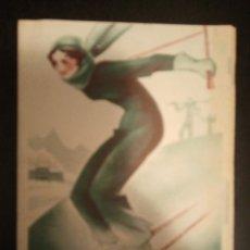Folhetos de mão de filmes antigos de cinema: PROGRAMA MICHE, SUZY VERNON, ROBERT BURNIER. Lote 230780330