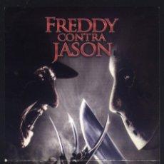 Folhetos de mão de filmes antigos de cinema: P-9152- FREDDY CONTRA JASON (FREDDY VS. JASON) ROBERT ENGLUND - KEN KIRZINGER - JASON RITTER. Lote 232840105