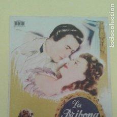 Cine: LA BRIBONA PAULETTE GODDARD ORIGINAL S.P.. Lote 233511915