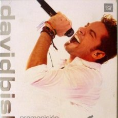 Cine: 2 DVD Y 2 CD- DAVID BISBAL - FOTO 252 - LIVE. Lote 234814245