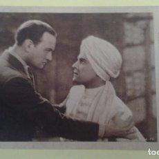 Cine: EL HIJO DEL DESTINO RAMON NOVARRO ORIGINAL TARJETA C.P. CONCURSO MGM BUEN ESTADO (RARO). Lote 234857810