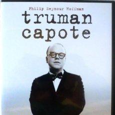 Cine: DVD TRUMAN CAPOTE - FOTO 294 -. Lote 235060905