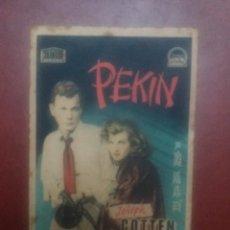 Cine: PEKIN. Lote 235332950