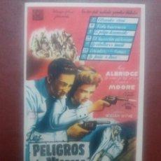 Cine: LOS PELIGROS DE NYOKA. Lote 235333970