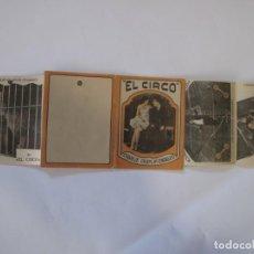 Flyers Publicitaires de films Anciens: T80 ------ PROGRAMA DE MANO ORIGINAL EL DE LA FOTO. Lote 235352430