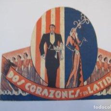 Flyers Publicitaires de films Anciens: T130 ------ PROGRAMA DE MANO ORIGINAL EL DE LA FOTO. Lote 235370005
