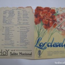 Flyers Publicitaires de films Anciens: T203 ------ PROGRAMA DE MANO ORIGINAL EL DE LA FOTO. Lote 235411660