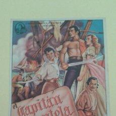Cine: EL CAPITAN CAUTELA VICTOR MATURE ORIGINAL C.P.. Lote 235562810