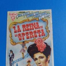 Cine: LA REINA DE LA OPERETA. Lote 235955000