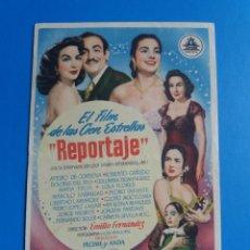 Cine: REPORTAJE. Lote 235957105