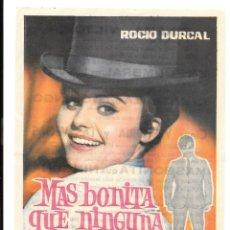 Cine: MAS BONITA QUE NINGUNA CP. Lote 236010025