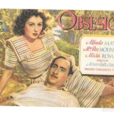 Cine: OBSESION SP. Lote 236012410