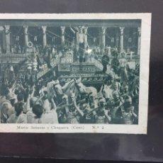 Cine: MARCO ANTONIO Y CLEOPATRA - 1914 - EXCLUSIVA PARA VALENCIA TEATRO APOLO. Lote 236024520