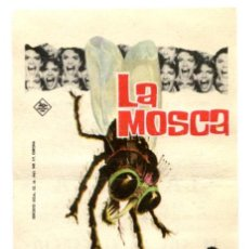 Cine: LA MOSCA, CON VINCENT PRICE.. Lote 236128890