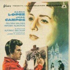 Cine: SUEÑOS DE MUJER (CON PUBLICIDAD). Lote 236253680