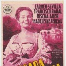 Cine: LA PÍCARA MOLINERA. Lote 238690325