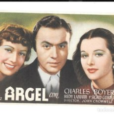 Cine: ANGEL SELLO DEÑ CINE CERVANTES. Lote 238636655