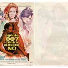 Cine: AGENTE 007 CONTRA EL DOCTOR NO, CON SEAN CONNERY.. Lote 267868554