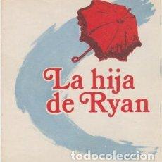 Cine: LA HIJA DE RYAN. Lote 240535665