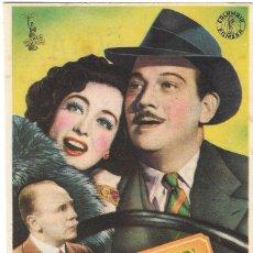 Flyers Publicitaires de films Anciens: PN - PROGRAMA DE CINE - TODOS BESARON A LA NOVIA - JOAN CRAWFORD, MELVYN DOUGLAS - CINE GOYA MÁLAGA. Lote 240689795