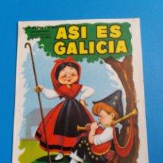 Cine: ASI ES GALICIA. Lote 243610850