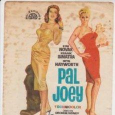 Cine: PAL JOEY. Lote 243667540