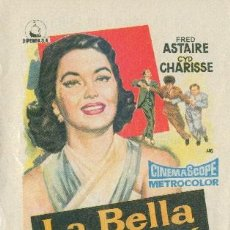 Cine: LA BELLA DE MOSCÚ. Lote 243667695