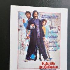 Cine: EL ASESINO DEL CALENDARIO, SUSAN SARANDON, IMPRESO EN LOS AÑOS 80. Lote 244704660
