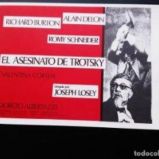 Cine: EL ASESINATODE TROTSKY, RICHARD BURTON, IMPRESO EN LOS AÑOS 80. Lote 244705800