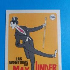 Folhetos de mão de filmes antigos de cinema: LAS AVENTURAS DE MAX LINDER. Lote 244711900